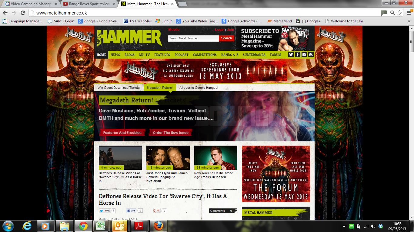 Online Site Takeover