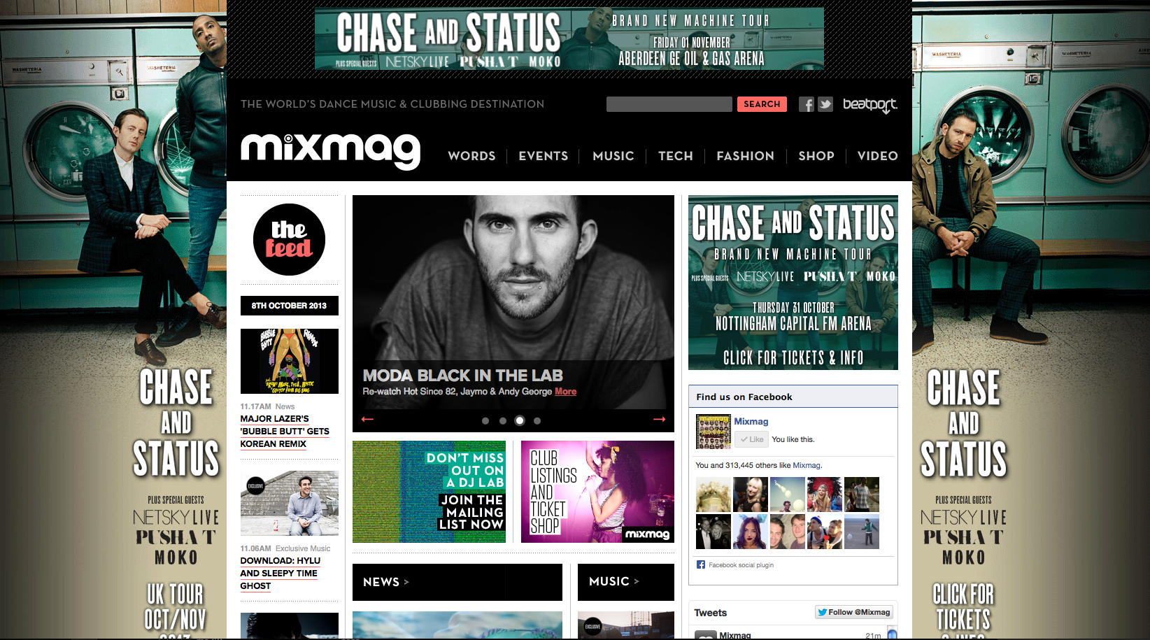 Mixmag Takeover