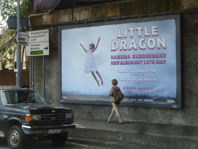 Little Dragon Outdoor