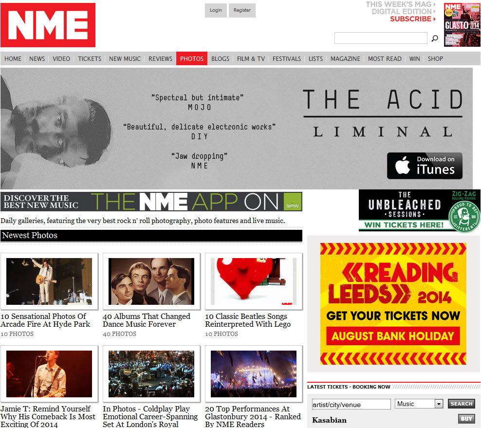 The Acid NME