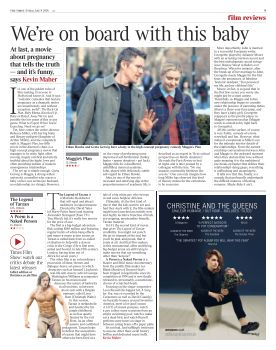 The Times T2